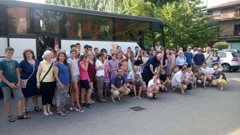 Visita Ucraini